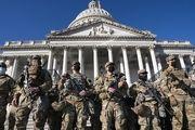 استقرار ۲۳۰۰ نیروی گارد ملی در کنگره آمریکا