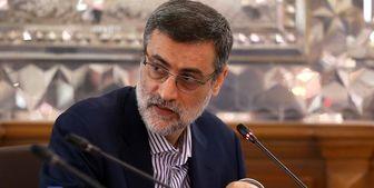 قاضیزاده هاشمی: زمان برای «دولت سلام» معنی ندارد.
