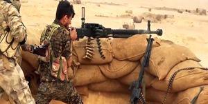 توقف عملیات نیروهای کرد علیه داعش در سوریه