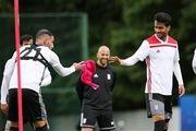 گلایه های کاپیتان تیم ملی از شرایط بازیها تدارکاتی