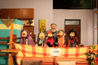 «سرحال» ؛ یک مجموعه عروسکی آموزشی