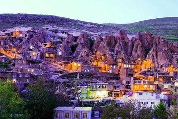 شگفتانگیزترین روستای صخرهای جهان در ایران/ گزارش تصویری