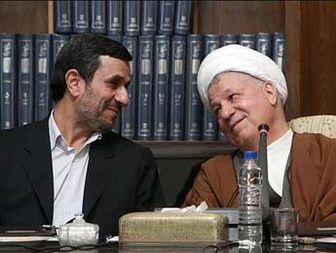 شطرنج سیاسی هاشمی و احمدی نژاد در انتخابات
