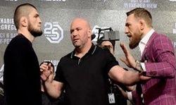حبیب رئیس UFC را تهدید کرد!