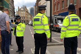 صدای انفجار در لندن شنیده شد