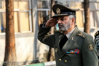 بازدید فرمانده ارتش از قرارگاه عملیاتی شمال غرب نزاجا