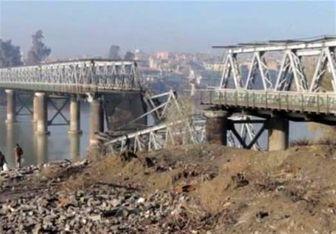داعش پنجمین پل موصل را هم منفجر کرد
