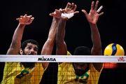 انتخاب تیم رویایی لیگ ملت های والیبال
