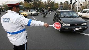 نحوه اعمال قانون خودروها با پلاک غیربومی درشهرها