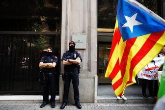 اعتصاب غذای دو نفر دیگر از استقلالطلبان بازداشتی کاتالونیا
