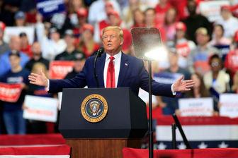 ترامپ خطری برای آمریکا و دموکراسی است