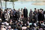 روحانی: مشکلات مردم مناطق سیلزده استان سیستان و بلوچستان را حل خواهیم کرد