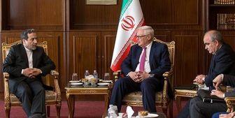 رایزنی برجامی ریابکوف و عراقچی در تهران