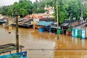 تعداد قربانیان بارانهای سیلآسا در هند