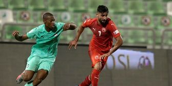 اعتراض هواداران العربی به مهرداد محمدی به خاطر فینال جام حذفی قطر