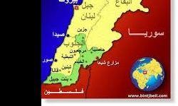 شلیک ۳ موشک به خاک لبنان