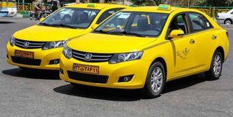 نخستین رالى ویژه تاکسىها