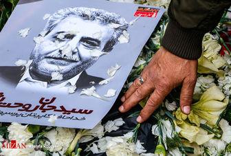 غیبت مدیران پرسپولیس در مراسم تشییع کاظم سیدعلیخانی