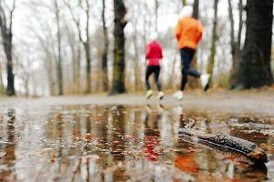 آلودگی هوا بهانه ای برای ورزش نکردن؟