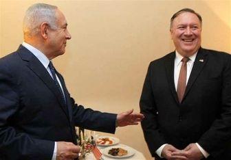 قدردانی نتانیاهو از اظهارات پامپئو علیه آزمایش موشکی ایران