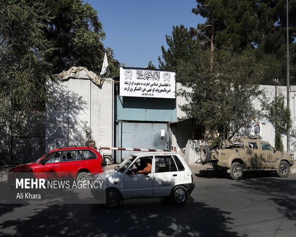 کابل، یک ماه بعد از حکومت طالبان در افغانستان