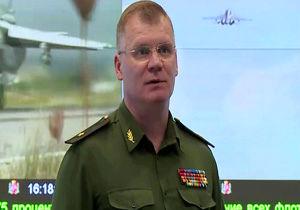 وزارت دفاع روسیه از انهدام ۷۱ موشک از ۱۰۳ موشک شلیک شده غربیها به سوریه خبر داد