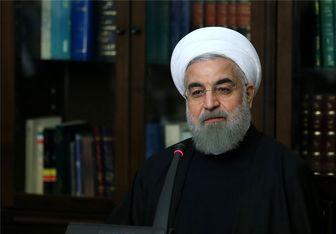 روحانی شهادت آتشنشانان را تسلیت گفت