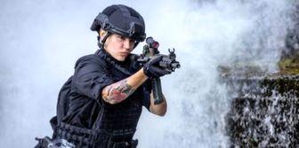 محافظ شخصی زن رئیس جمهور سوژه شبکههای اجتماعی +عکس