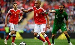 سعودیها بازهم زنگ تفریح جام جهانی