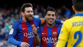 مسی: جدایی نیمار باعث پیشرفت بارسلونا شد