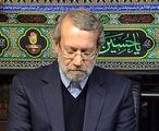 لاریجانی درگذشت حسن حبیبی را تسلیت گفت