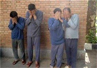 دستگیری موادفروشان مسلح «حسنآباد»