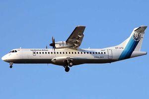 وضعیت عادی هواپیمای یاسوج 4 دقیقه قبل از سقوط