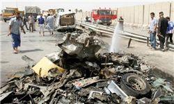 شمار قربانیان انفجار بعقوبه به۲۲کشته رسید