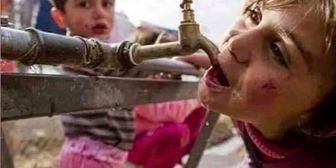 محکومیت «جنایت نظام ترکیه در قطع آب شرب مردم سوری» در سوئد و اروپا