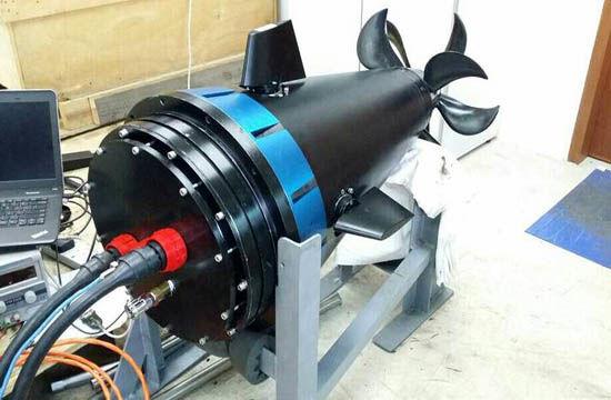 حرکت زیردریایی غدیر با قلب بومی/ ایران اولین کشور استفاده کننده از موتور BLDC + فیلم و تصاویر
