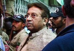 پروندهای دیگر برای پرویز مشرف
