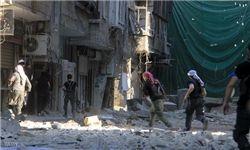 حملات «ائتلاف» آمریکا، زیرساختهای سوریه را هدف قرار میدهد