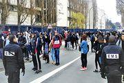 تظاهرات در پاریس در اعتراض به طرح اصلاح نظام بازنشستگی