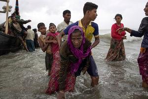 سکوت جوامع بشری در برابر نسلکشی مسلمانان روهینگیا