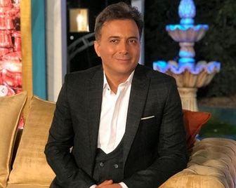 آرزوی قشنگ «مجید اخشابی» برای هوادارانش/ عکس