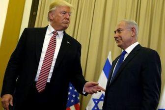 لحن تند رییس جمهور آمریکا در گفتگوی تلفنی با نتانیاهو!