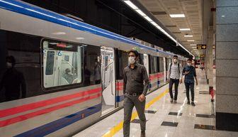 اضافه شدن 15 رام قطار به مترو تهران