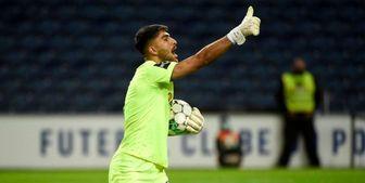 عابدزاده بهترین بازیکن دیدار ماریتیمو و بواویشتا