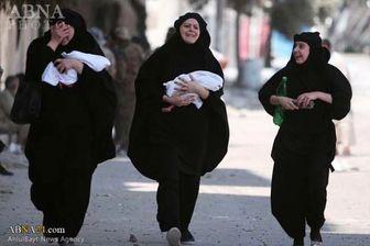 تروریستها منازل ساکنین شهرهای شیعهنشین سوریه را غارت کردند
