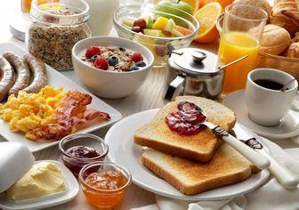 طرز تهیه صبحانه املت بادمجان