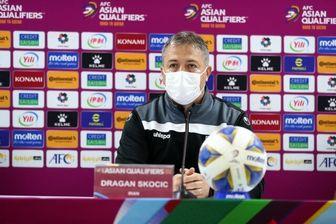 ناراحتی شدید اسکوچیچ از انتقادات/ نمی دانم انتظارات از تیم ملی چیست؟