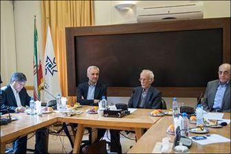 محمد سریر رئیس شورای عالی شد