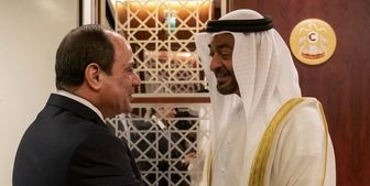 السیسی در سفر به امارات قرارداد ۲۰ میلیارد دلاری امضا کرد