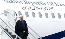 رئیسجمهور به تهران بازگشت